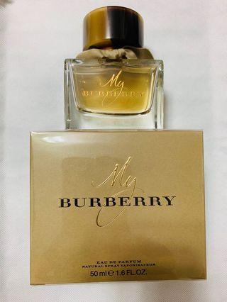 Burberry 香水 50ml