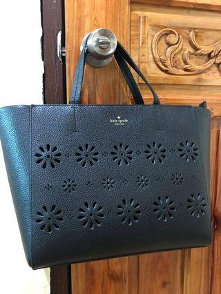 RUSH!!!! PRE-LOVED ORIGINAL KATE SPADE BLACK BAG