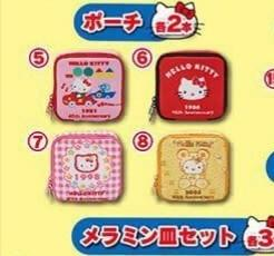 🚚 Looking for no 7 Hello Kitty Pouch and no 12 storage box