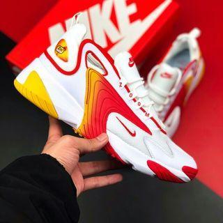 Nike Zoom +2K Sneaker Zoom 2000復古百搭老爹慢跑鞋