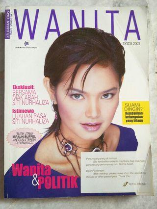 Dato Siti Nurhaliza Majalah Wanita (Ogos 2002)