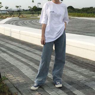 🚚 UNRGONG KEDROOM TEE 寬鬆短袖