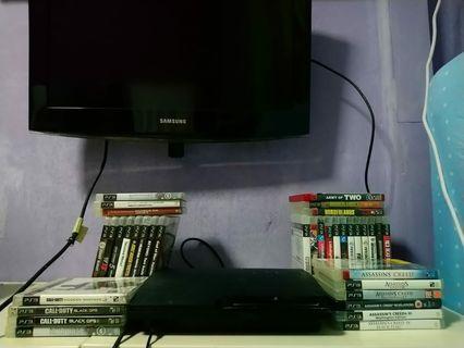 PS3 & 41 Games
