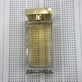 EVERYTHING MUST GO : D&G THE ONE EDT TESTER UNIT