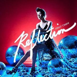 陳慧琳 Kelly Chen Reflection CD+DVD