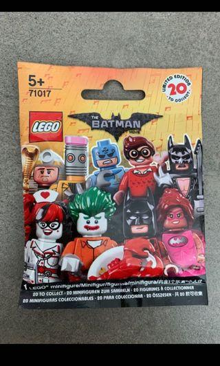 LEGO 71017 The Batman Movie Blind Bag