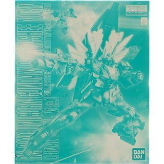 MG 1/100 RX-O[N] UNICORN GUNDAM 02 BANSHEE NORN [FINAL BATTLE Ver.]