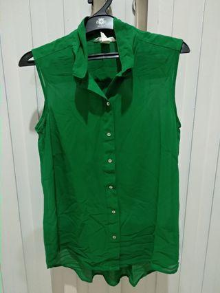 H&M tanktop/ blouse/ shirt