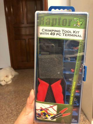 Crimping tool kit