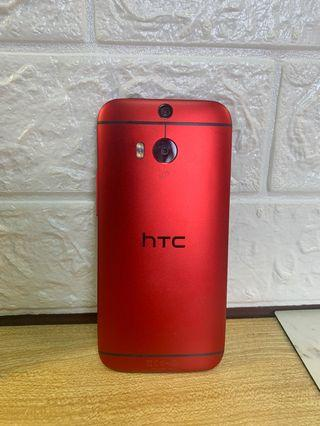 Htc M8 RED