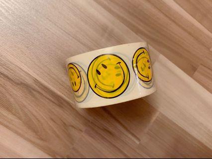 Sale! 日本膠紙文具 Smiley plastic tape Disney