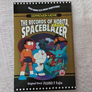 Komik Doraemon - The Records of Nobita Spaceblazer (Last)