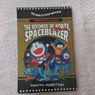 Komik Dorawmon - The Records of Nobita Spaceblazer (First)