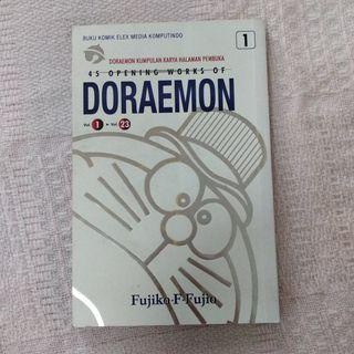 Komik Doraemon - Opening Notes of Doraemon