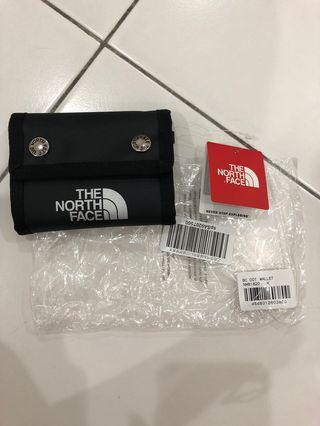 100% Original The North Face BC Dot Wallet