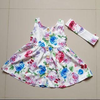 Dress bayi New