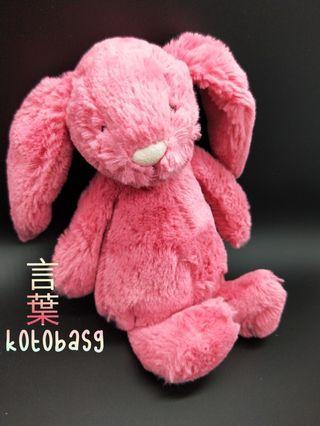 🚚 Mini Pink Jelly Bunny
