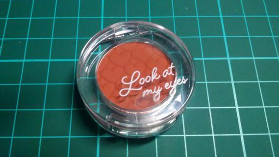 🚚 全新正貨 Etude House 眼影 訴說心語浪漫眼影 #OR207 look at my eyes cafe