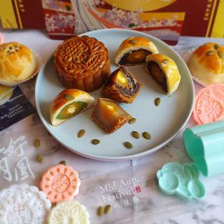 Homemade Mooncake