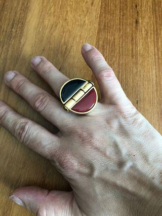 Marc Jacobs Statement Ring Size 6