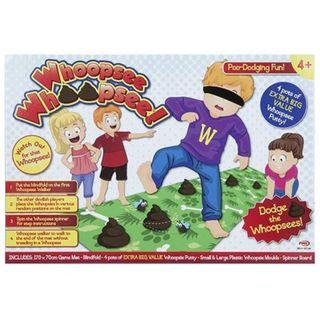 t517 Toyland Whoopsee Whoopsee - Dodge The Whoopsies - Poo Dodging Fun - Family Games