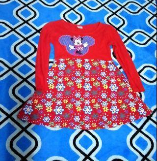 Shirt Minimouse - 4/5y