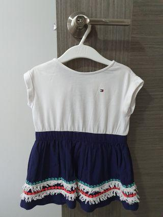 🚚 Tommy hilfiger baby girl dress