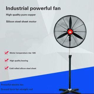 Powerful 750 Horn Fan Industrial Electric Fan High Power Stand Fan Large Electric Fan-intl