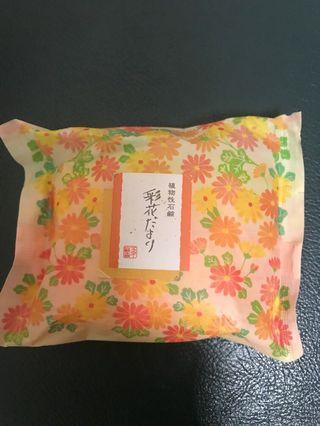 全新 購自日本 日本製造 100% 植物性石鹼 soap