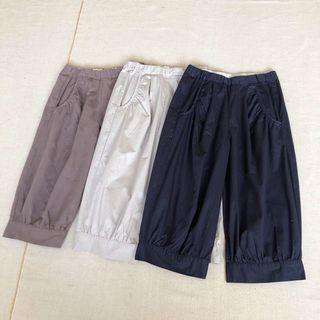 日單小燈籠褲 九分褲🉐少量