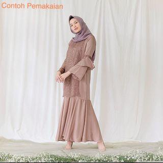 Kirana Dress by Vannila Hijab