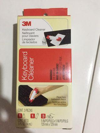 3M Keyboard cleaner