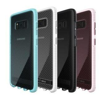 BNIB: Tech21 Samsung Galaxy S8+ EVO CHECK CASE
