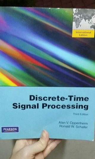Discreet time signal processing