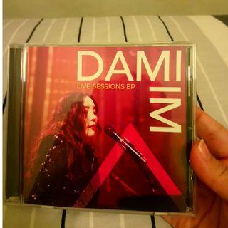 Selling Dami Im live sessions EP album - 2 HOURS HOT FLASH SALE NOW ON!