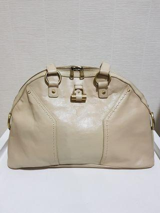 YSL Muse Large Learher Bag Authentic
