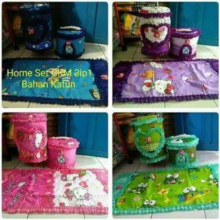 Home set 3 in 1