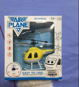 🚚 可愛觸控直升機