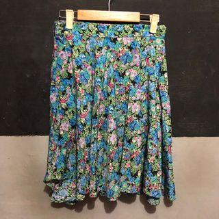 Flower Skirt Vintage