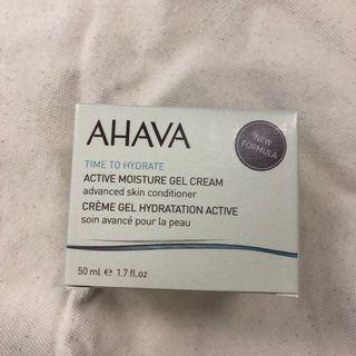 AHAVA  Active Moisture Gel Cream 礦物啟動水彈霜 50ml