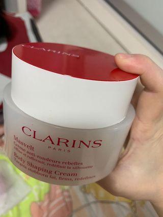 Clarin body shaping cream