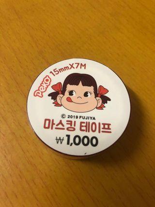 韓國Peko 牛奶妹 膠紙 MT 膠帶