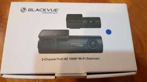 BNIB: Blackvue DR590W-2CH Full-HD 1080P Wi-Fi Dashcam