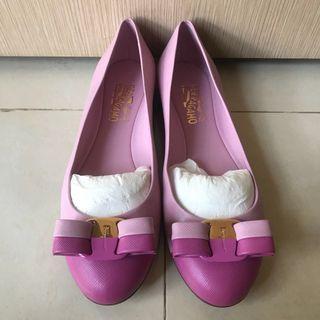 Repriced: Ori Ferragamo Flats Size 38
