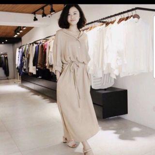 🚚 Dresscode 裸色洋裝