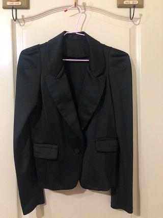 降價👇🏼OL 西裝外套 有彈性 穿著舒適