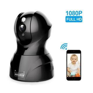 Item#178 - Aoleca IP Camera 1080P Full HD Wireless Home & Indoor Camera WiFi