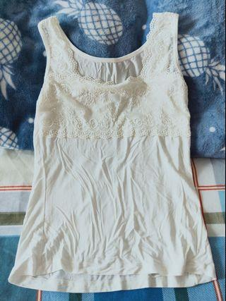 🚚 Lace tank top