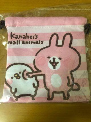 台灣Kanahei 卡娜赫拉 束口袋 索繩袋