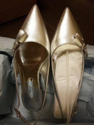Prada Ballerina Flats 37.5